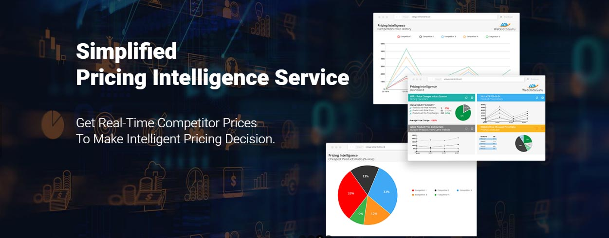 competitive pricing intelligence